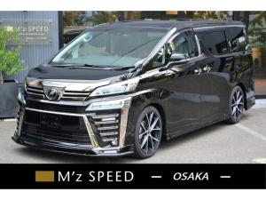 トヨタ ヴェルファイア 2.5Z Gエディション ZEUS新車カスタムコンプリート