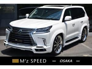 レクサス LX LX570 ZEUS新車カスタムコンプリートカー