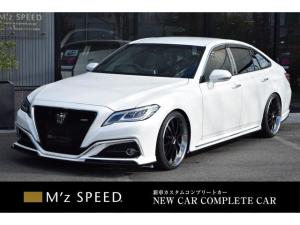 トヨタ クラウン RSターボ アドバンス ZEUS新車カスタムコンプリートカ-