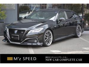 トヨタ クラウンハイブリッド RS ZEUS新車カスタムコンプリートカー