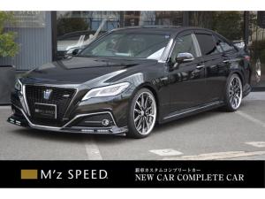 トヨタ クラウンハイブリッド RSアドバンス ZEUS新車カスタムコンプリートカ-