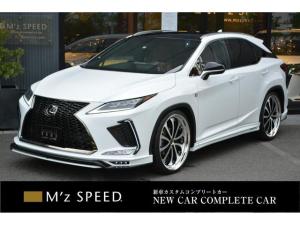レクサス RX RX300 Fスポーツ ZEUS新車カスタムコンプリートカ-