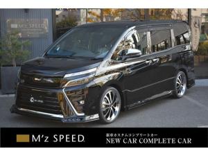トヨタ ヴォクシー ZS 煌III 7人乗 ZEUS新車カスタムコンプリートカー・エアロ・F/S/R・グリル・FT・車高調・19インチAW・マフラー・アルパインナビ・ETC・バックカメラ