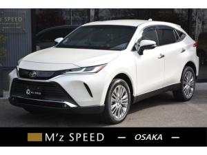 トヨタ ハリアー Z レザーパッケージ 新車・メーカーオプション・パノラミックビューモニター付