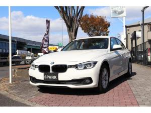 BMW 3シリーズ 320i 後期モデル/LEDヘッドライト&フォグライト/追従クルコン/衝突軽減B/レーンディパーチャーウォーニング/コンフォートアクセス/パワーシート/バックカメラ/HDDナビ/ミラーETC/