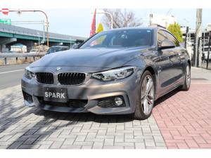 BMW 4シリーズ 420iグランクーペスタイルマイスター赤革LEDメーター