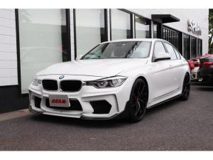 BMW 3シリーズ 320i BEAMコンプリートカー/後期モデル/フルエアロ/20インチブラックパルス/BEAMダウンサス/BEAM4本出マフラー/クルコン/パワーシート/LEDヘッドライト/バックカメラ/コンフォートアクセス
