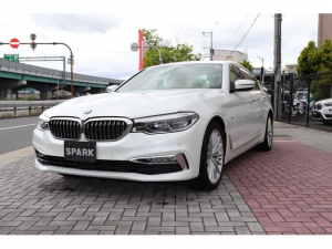 BMW 5シリーズ 540iラグジュアリーワンオナコンフォート&イノベーションP