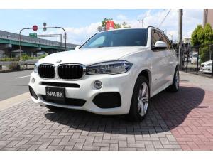 BMW X5 xDrive35dMスポーツLEDライトセレクトP茶革ACC