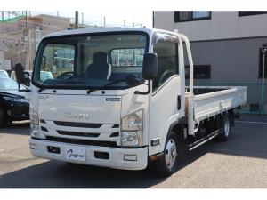 いすゞ エルフトラック ロングフルフラットロー 積載2t 6MT 軽油車 Rダブルタイヤ ゴムマット ETC