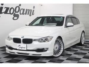 BMWアルピナ B3 ビターボ リムジン ニコル正規D車/ツインターボ410PS/本革シート/サンルーフ/アルピナ20AW/アクラポビッチエキゾースト/GPSレーダ/スイッチトロニック/ドライビングアシスト/純正HDDナビ/バックカメラ