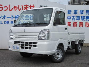 スズキ キャリイトラック KCエアコン・パワステ 3AT セーフティサポート装着車