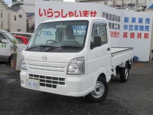 マツダ スクラムトラック KCエアコン・パワステ 1DINカセット オートマ車