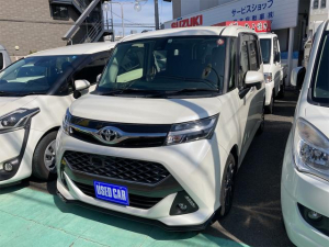 トヨタ タンク カスタムG-T SDナビ TV ETC 両側パワースライドドア