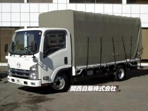 マツダ タイタントラック ロングフルワイドロー幌 2t NOX適合