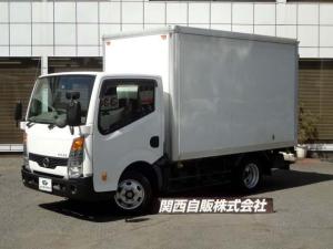 日産 アトラストラック パネルバン 1.4t NOX適合