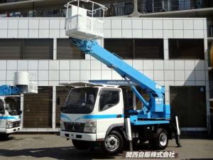 三菱ふそう キャンター 高所作業車 12.3m NOX適合