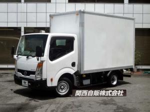 日産 アトラストラック パネルバン 1.3t NOX適合