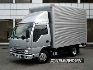 いすゞ エルフトラック アルミバン 2t NOX適合