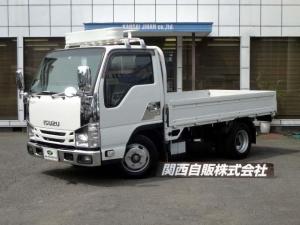 いすゞ エルフトラック フルフラットロー 2t NOX適合