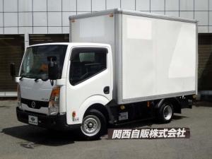 日産 アトラストラック  パネルバン 1.35t NOX適合