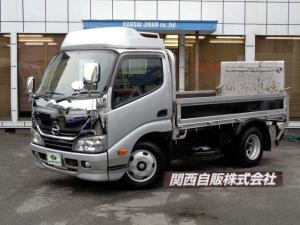 トヨタ ダイナトラック フルジャストロー Pゲート 2t NOX適合