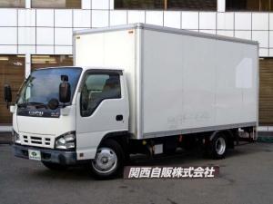 いすゞ エルフトラック  ロングパネルバン 1.9t NOX適合