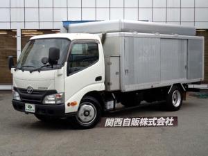 トヨタ トヨエース  ロングボトルカー 2.95t NOX適合