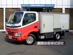 トヨタ トヨエース  低温冷蔵冷凍車 1.05t NOX適合