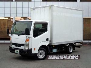 日産 アトラストラック  パネルバン 1.25t NOX適合