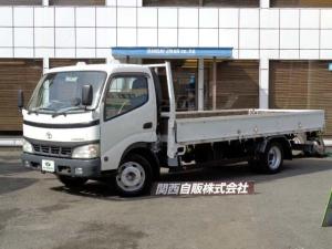 トヨタ トヨエース 超ロングフルジャストロー 3t NOX適合