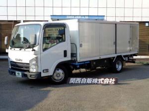 いすゞ エルフトラック ロング ボトルカー 2t