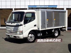日野 デュトロ  ボトルカー 2.95t NOX適合