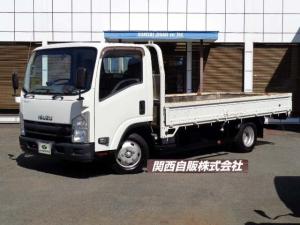 いすゞ エルフトラック ロングフルフラットロー 2t NOX適合