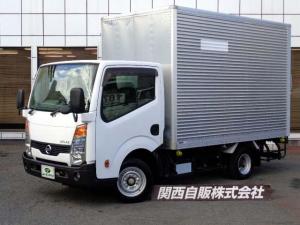 日産 アトラストラック  アルミバン 1.2t NOX適合