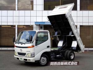 トヨタ ダイナトラック  フルジャストロー強化ダンプ 2t NOX適合