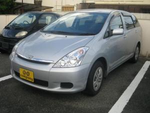トヨタ ウィッシュ X 7人乗りキーレス禁煙車