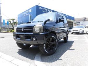 スズキ ジムニー ランドベンチャー LEDヘッド シートヒーター 禁煙車 純正アルミ 4WD 専用ハーフレザーシート
