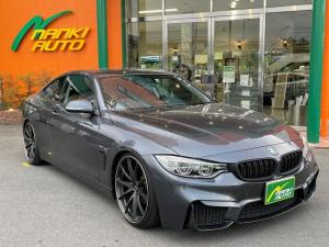 BMW 4シリーズ 420iクーペ スポーツ ナビ レザー 車高調