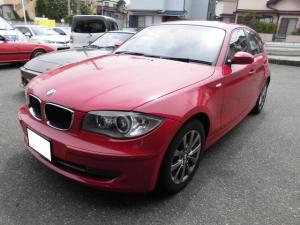 BMW 1シリーズ 120i HID パワーシート 16AW 純正オーディオ