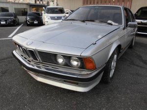 BMW 6シリーズ 633CSi レストアベース