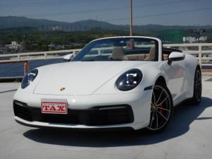 ポルシェ 911 911カレラSカブリオレ スポーツクロノP 1オナ 禁煙車