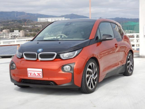 BMW i3 アトリエ レンジ・エクステンダー装備車 ドライビングアシストプラス パーキングサポートパッケージ アクティブクルーズコントロール 衝突軽減ブレーキ 1オーナー 禁煙車