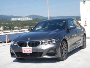 BMW 3シリーズ 320i Mスポーツ コンフォートパッケージ オートマチックトランクリッドオペレーション ヘッドアップディスプレイ 純正フロアマット 1オナ 禁煙車