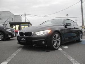 BMW 4シリーズ 420iクーペ Mスポーツ1オーナー車