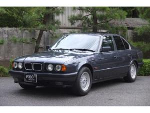BMW 5シリーズ 525i グレー革 サンルーフ キーレス ETC HID
