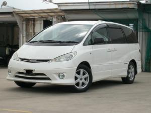 トヨタ エスティマL アエラス プレミアム 地デジナビ ETC