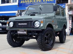 スズキ ジムニー リビルトエンジン&ターボ&ミッション換装済・タイヤ4本新品