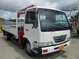 UDトラックス コンドル 5段クレーン 積載2.95t フル装備