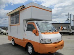 日産 バネットトラック 移動販売 コンセント付 オーニング 換気扇 LED照明付